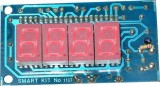 Led display digital Voltmeter