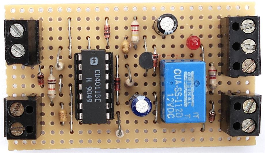 How to build a shed garage alarm circuit diagram for Garage finder