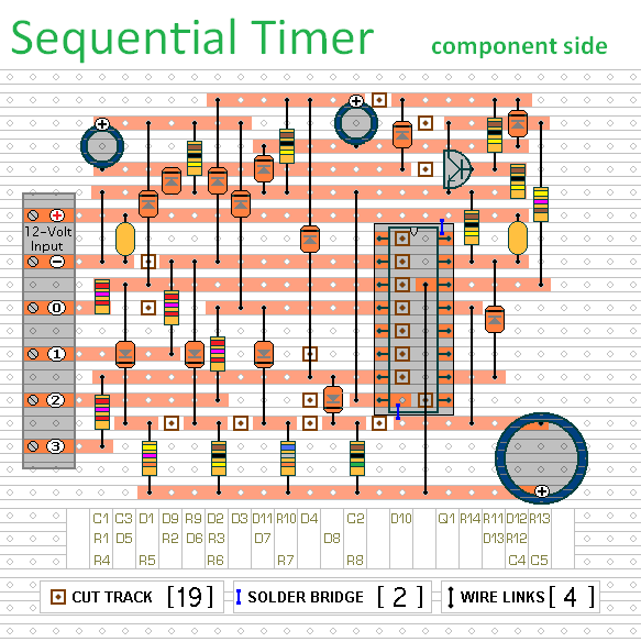 sequential turn signal module sequential wiring diagram free
