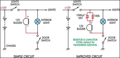 simple-headlight-reminders_med Net Led Wiring Diagram on turn signal, dimmer switch, christmas light, ceiling lights, strip light,