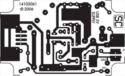 PCB And Circuit Diagram Picture