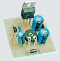 Adjustable 1.3-22V Regulated Power Supply