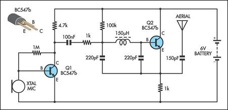 RF  lifier also Page 2 additionally Potentiometer Rheostat also Junction fet as an  lifier also Morsetelegraph. on simple radio circuit diagram